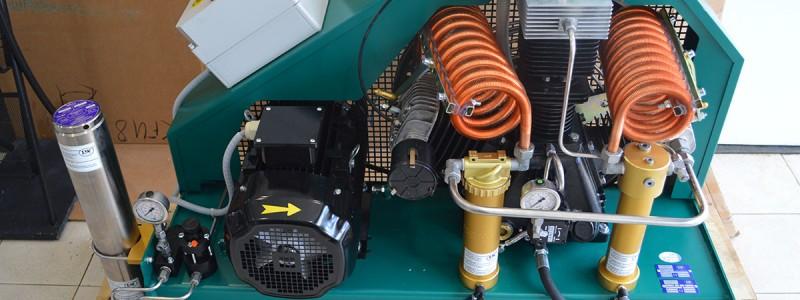 LW 450 compressor